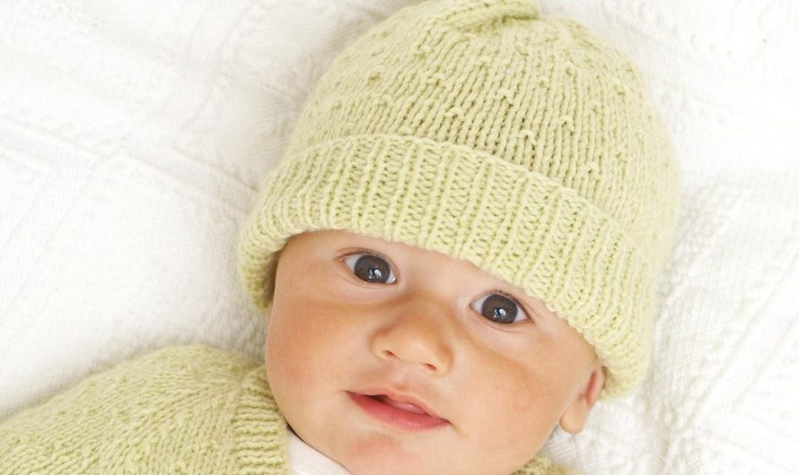 Free premature baby hat pattern