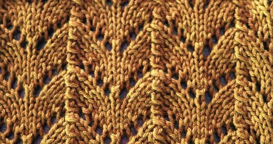 Saturday Stitch: Horseshoe Lace Stitch