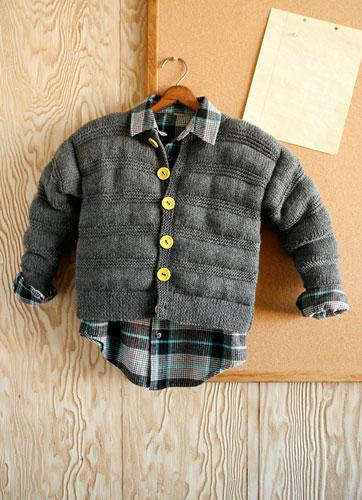 BIFF jacket baby